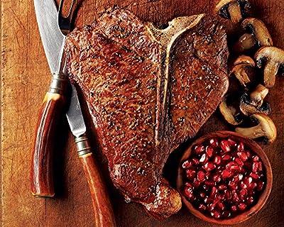 Kansas City Steaks 4 (20oz.) T-Bone Steaks