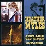 Just Like Old Times C/W Untamed (2Cd)