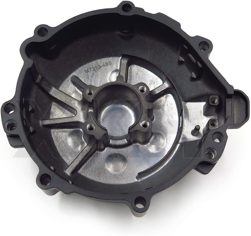 XKH Group For Kawasaki Ninja ZX14 08 09 10 11 Engine Stator Crankcase Crank Case Cover