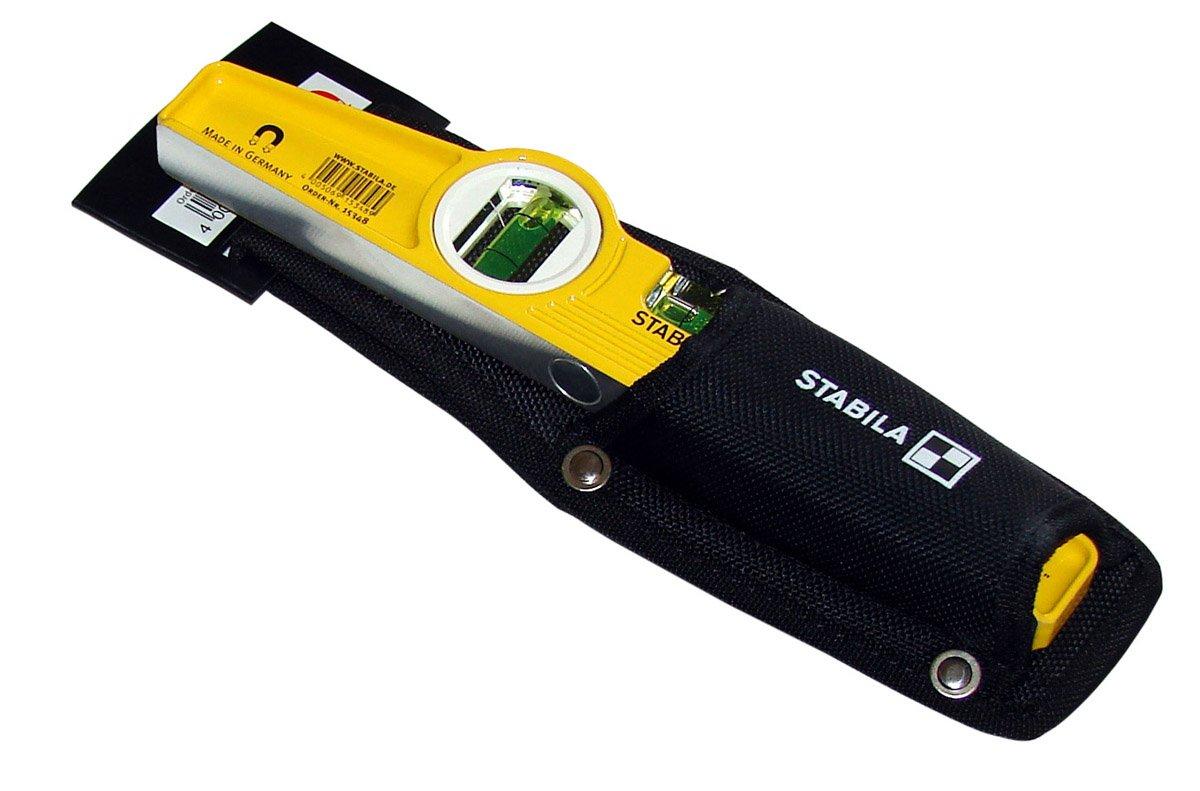 Stabila - 81S-10Mh Magnetic Level & Holster 2511