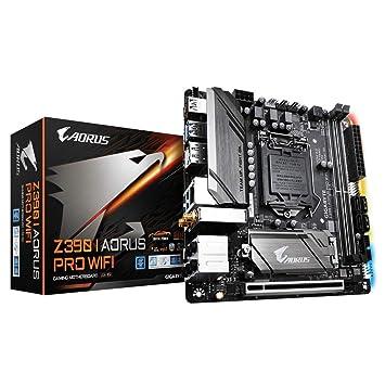 13914f4d80 Amazon | GIGABYTE Z390 I AORUS PRO WIFI [mini-ITX/LGA1151/Z390 ...
