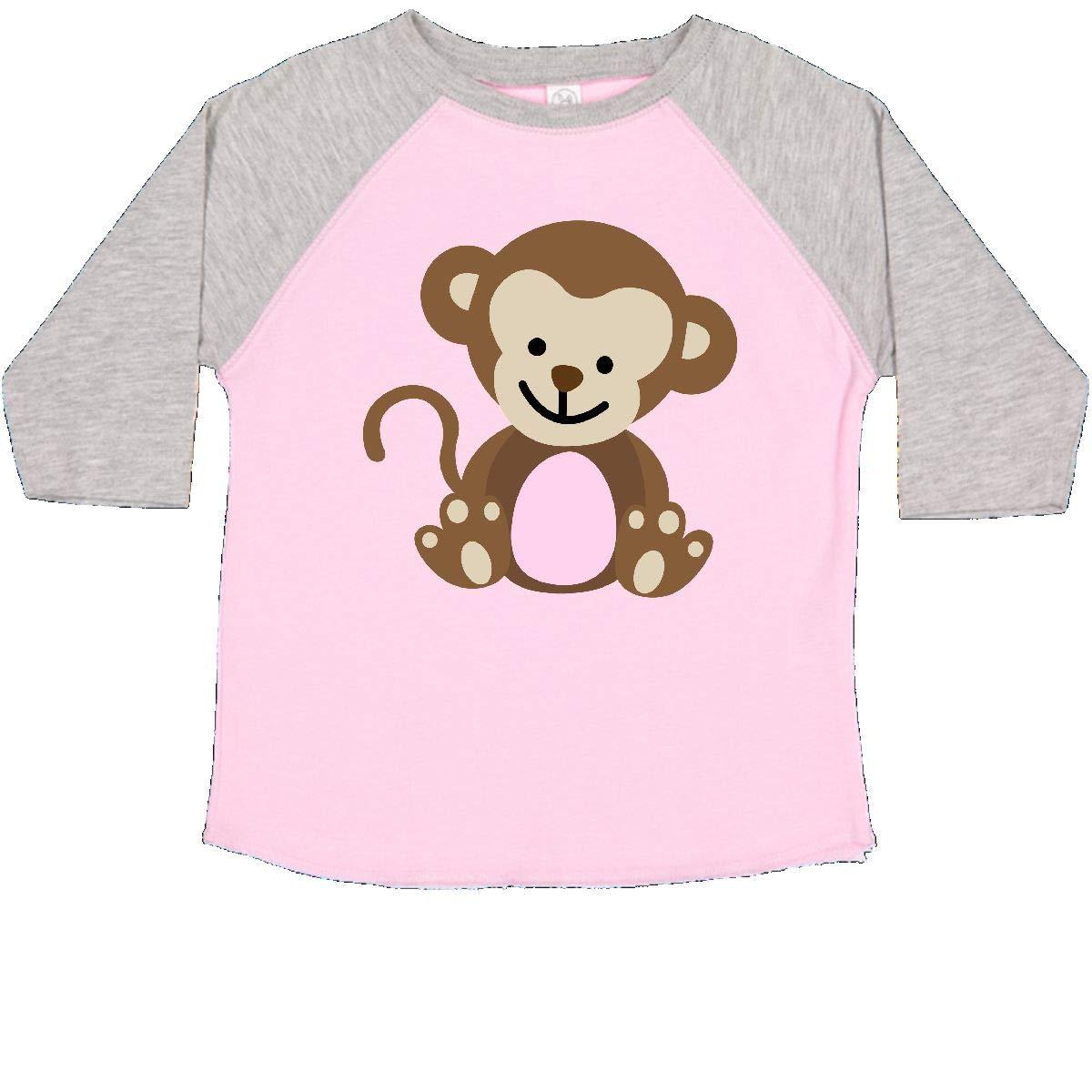 inktastic Monkey Toddler T-Shirt