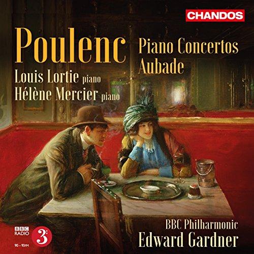 Poulenc: Piano Concertos & Aubade, FP 51