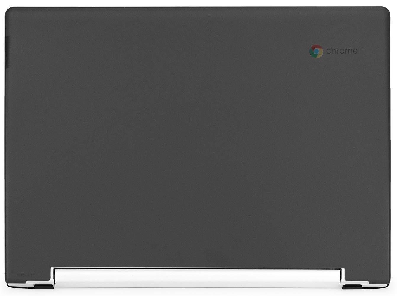 NOT Fitting Lenovo N21 N22 N23 N24 100E 300E 500E Flex 11 Yoga 11e Chromebook mCover Hard Shell Case for Late-2018 11.6 Lenovo C330 Series Chromebook Laptop LEN-C330 Black