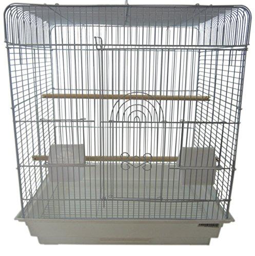 YML 1914WHT Bird Cage