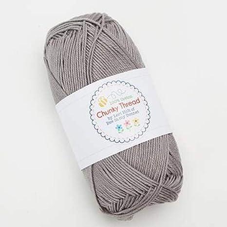 Lori Holt Hilo de hilo grueso de algodón deportivo (23 colores a ...