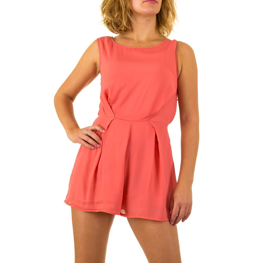 Ital-Design Hot Pants Jumpsuit Overall Für Damen