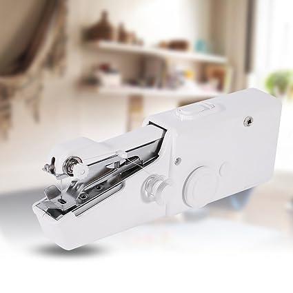Amazon Handheld Sewing Machine Portable Sew Quick Handy Stitch Fascinating Handy Stitch Portable Sewing Machine