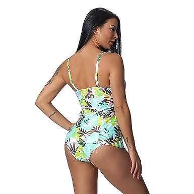 OPAKY Traje de Baño para Mujer Ropa de Playa Ropa de Baño ...