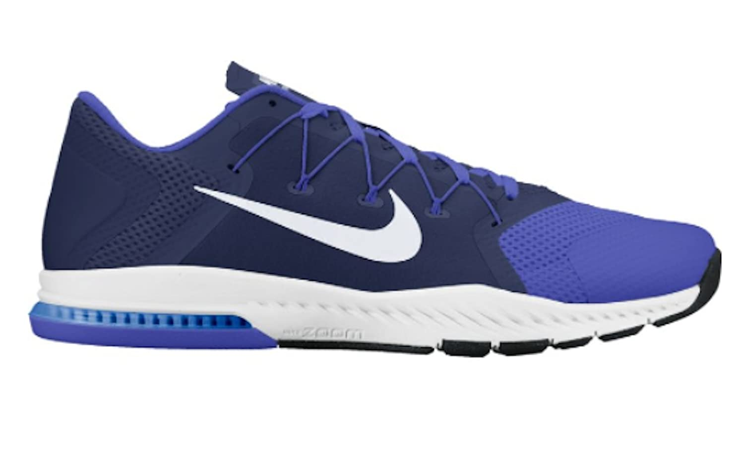 NIKE Air Zoom Train Complete Mens Running Trainers 882119 Sneakers Shoes B01FZ11MQO 12 D(M) US|Binary Blue / White - Paramount Blue -Tart