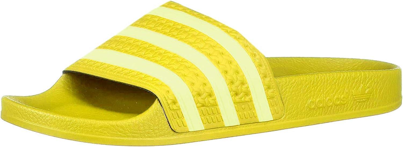 Adidas Adilette Womens Sandals Yellow