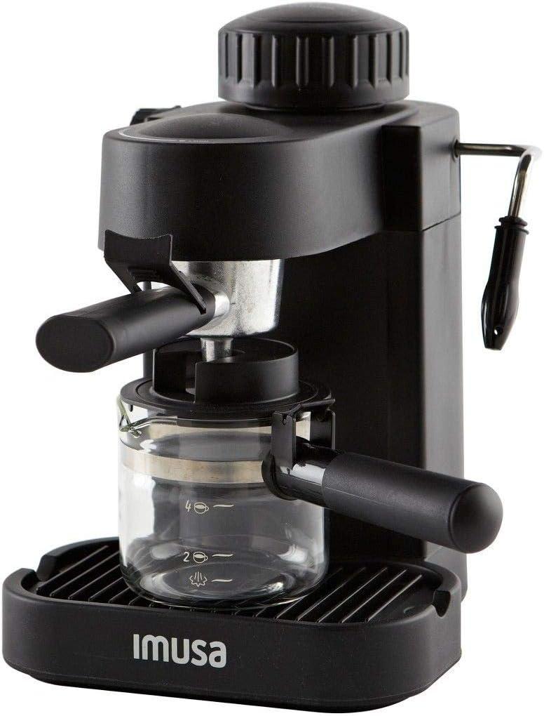 IMUSA, gau-18200, Eléctrico Espresso y Cappuccino eléctrica (4 ...