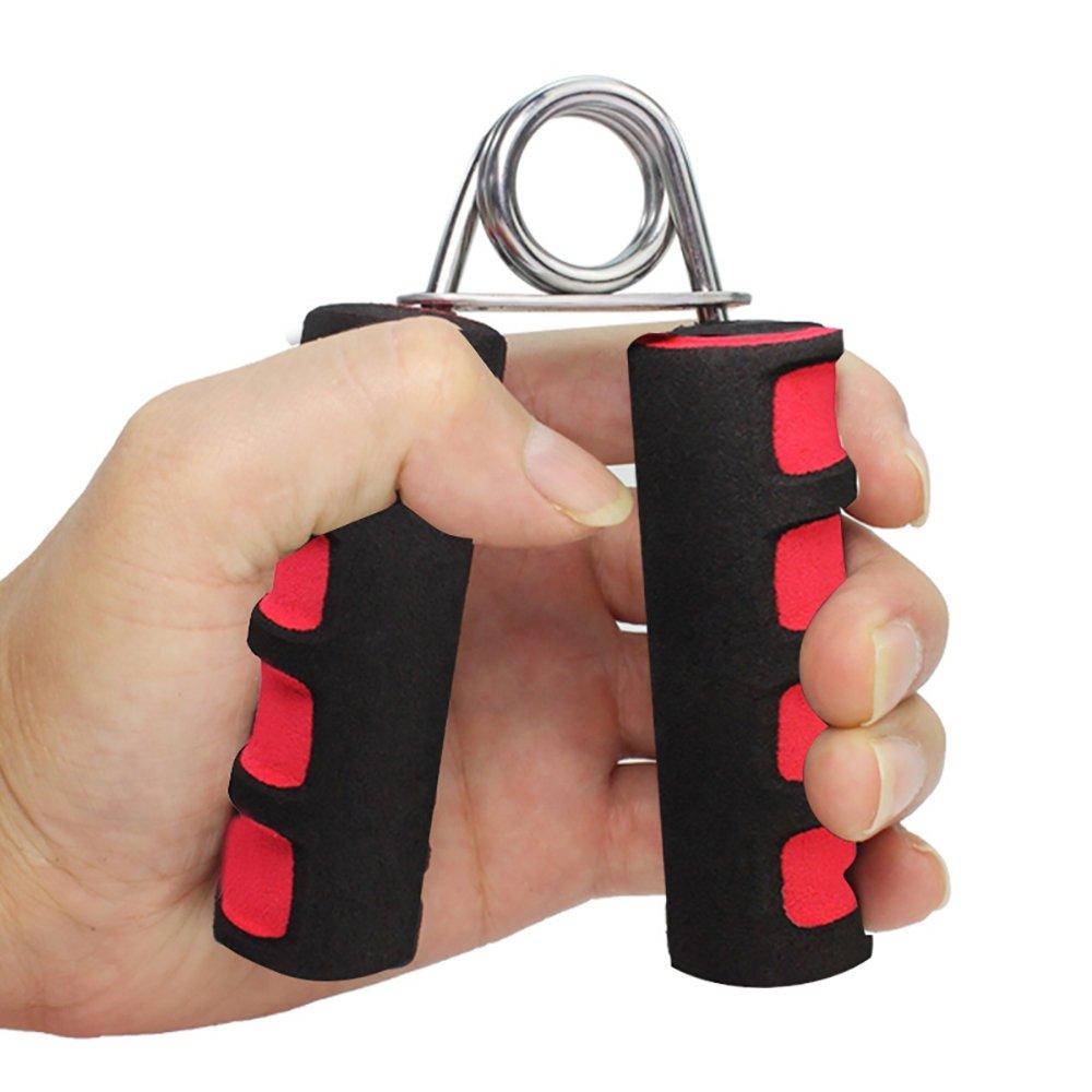 Finger Strength Exercise Equipment Enshey Hand Grip Strengthener Foam Forearm Grip Strengthener Grips Increase of Wrist