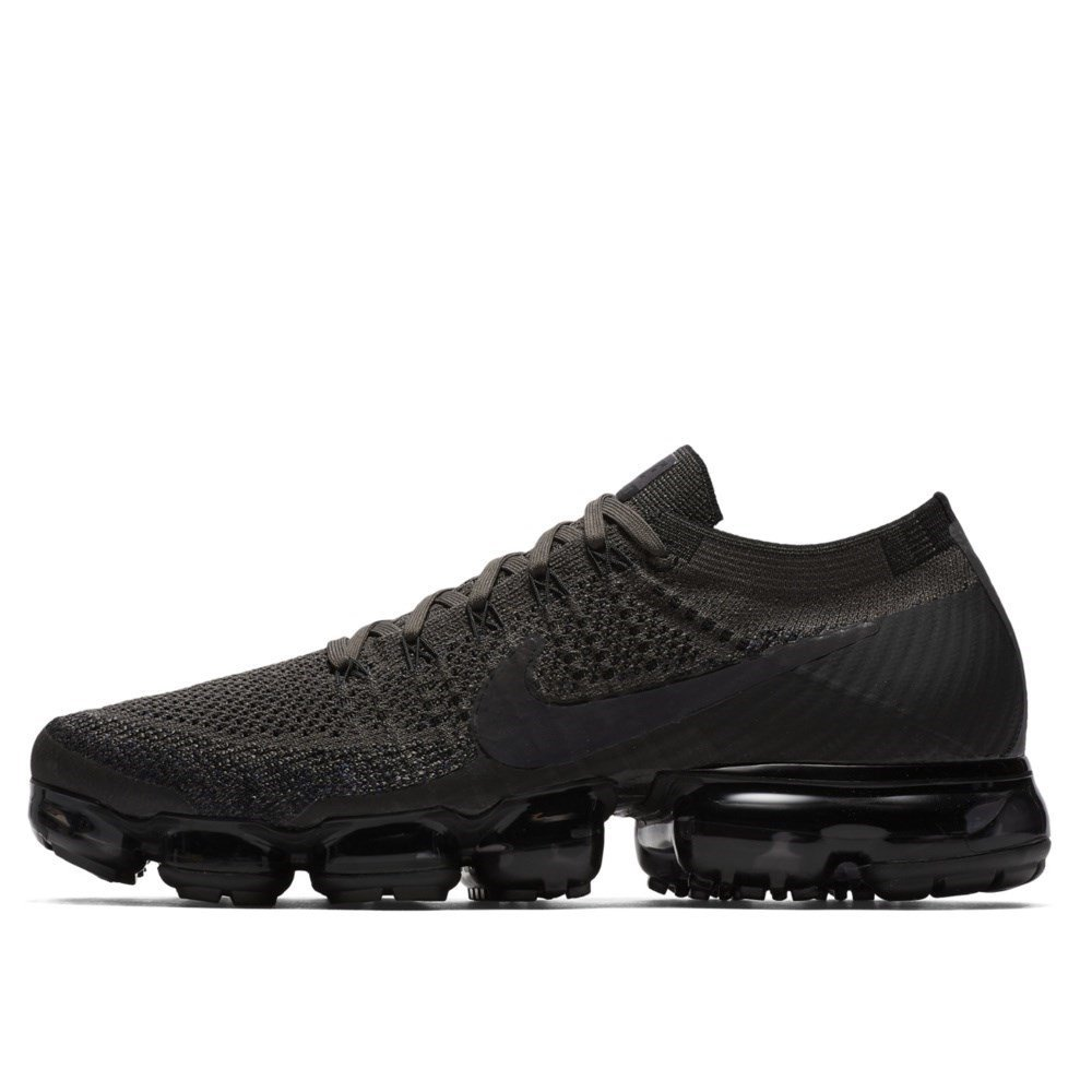 46e7bd488e Nike Air Vapormax Flyknit - 849558009 - Color Black - Size: 12.5: Buy  Online at Low Prices in India - Amazon.in