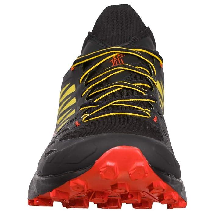 La Sportiva KAPTIVA GTX Trail Running Shoes Black Yellow