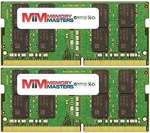 MemoryMasters 8GB 2x4GB PC2-6400 800Mhz DDR2 SODimm Memory for Dell Compatible Latitude E6400 E6500
