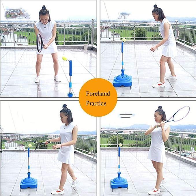 Amazon.com : AKOZLIN Tennis Equipment, Tennis Ball Trainer ...