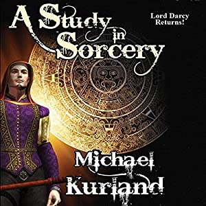 A Study in Sorcery Audiobook