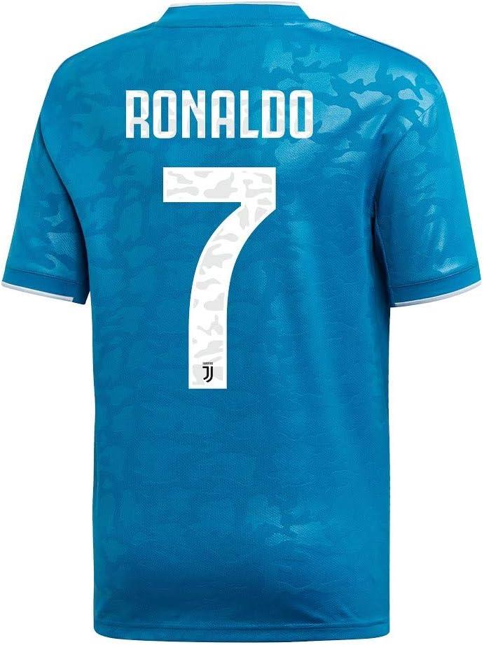 adidas Juventus 3rd Ronaldo 7 Jersey 2019-2020