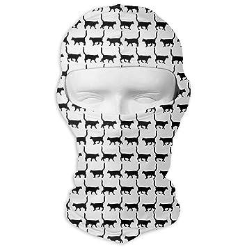 Wdskbg Máscara Facial de protección UV para Ciclismo ...