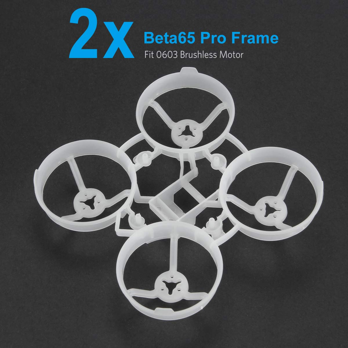 Betafpv 2pcs Beta65 Pro Micro Brushless Whoop Upgraded What Is A Motor And How Does It Work Frame For 0603 1s Brusheless Toys Games