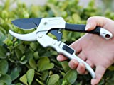 Fansport Garden Shears Professional Sharp Bypass