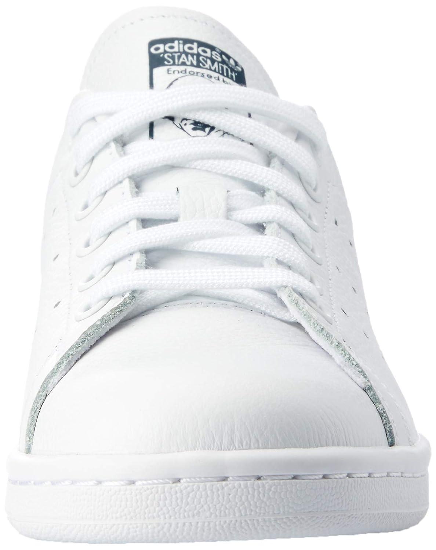 finest selection 2e6c5 97b14 adidas Damen Stan Smith W Fitnessschuhe Silberschwarz Unknown Amazon.de  Schuhe  Handtaschen