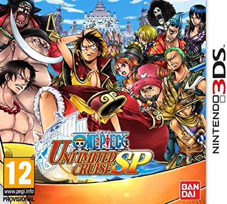 One Piece Unlimited Cruise: Amazon.es: Videojuegos