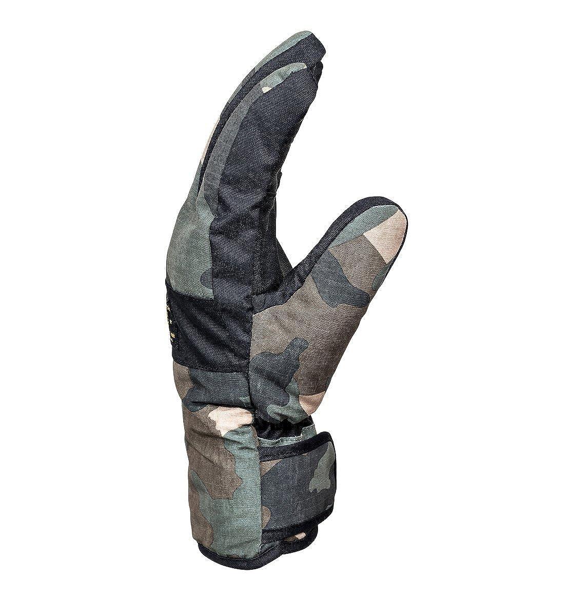 Hombre DC Shoes Franchise Guantes de Snowboard//Esqu/í
