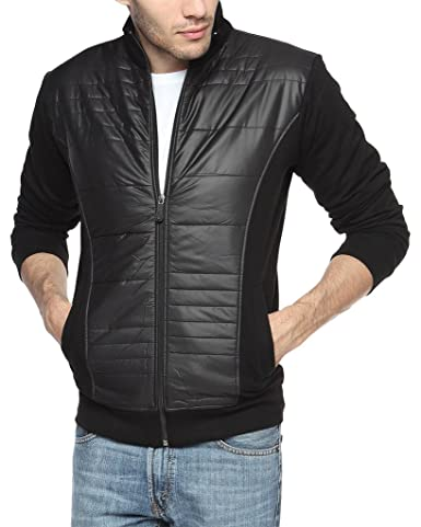 Campus Sutra Men's Cotton Jacket Men's Jackets at amazon