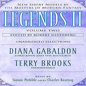 Legends II, Volume 2 Hörbuch