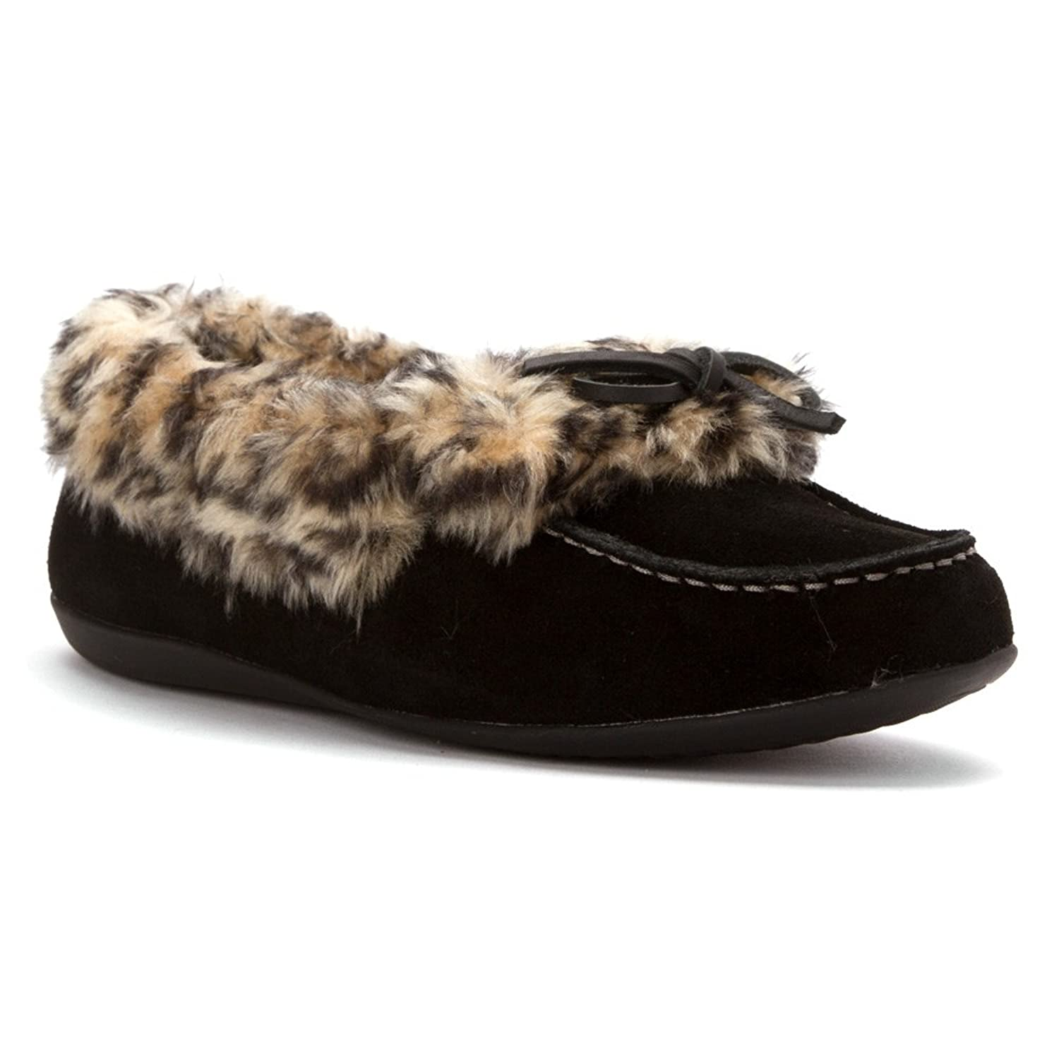 VIONIC Womens Cozy Juniper Moccasin