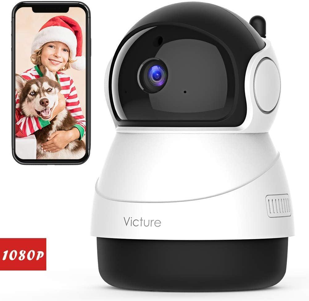 Victure 1080P FHD WLAN IP Kamera - Videoüberwachung