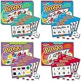 Bingo Games Set of 4