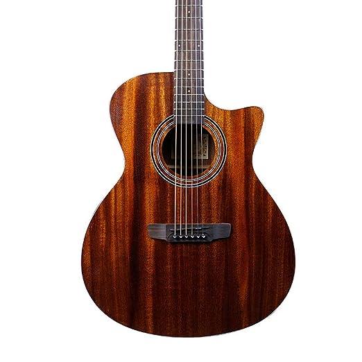 Kits de Guitarra acústica 41 Pulgadas de Caoba Guitarra for ...