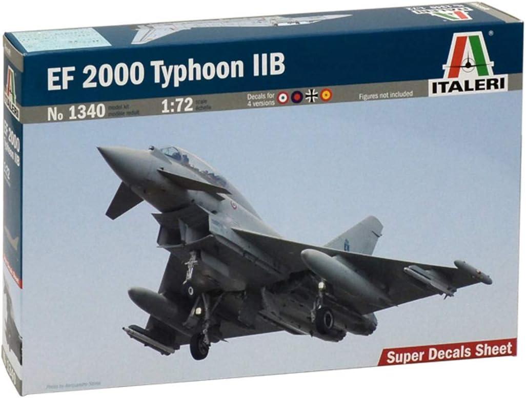 Italeri - Maqueta de avion escala 1:72 (ITA551340): Amazon.es: Juguetes y juegos