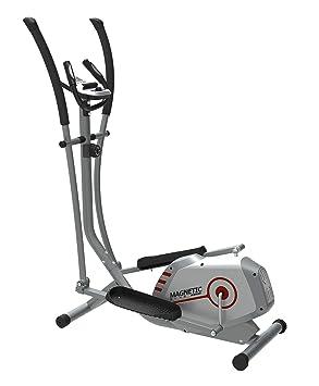 Trébol Bicicleta Elítptica Sistema Magnético Función Scan y Medición del Pulso en el Manillar