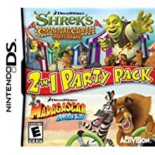 Dreamworks Party Pack - Nintendo DS