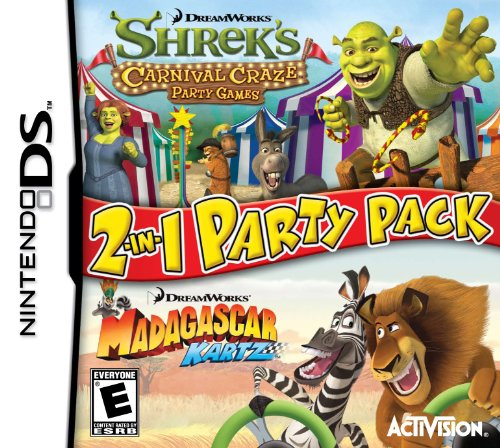 Dreamworks Party Pack - Nintendo DS by Activision