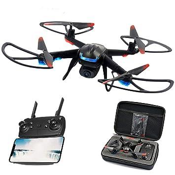 AIUYER Drone con Cámara, Mini Plegable con App WiFi FPV 720 HD ...