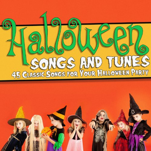 Halloween Songs and Tunes - 45 Classic Songs for Your Halloween Party]()