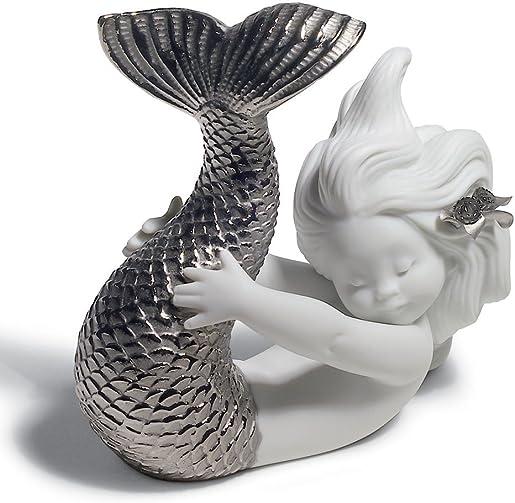 Lladro Mermaid 8545