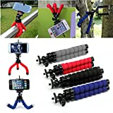 Cell Phone Flexible Octopus Bracket Holder Stand Mount for Phone Camera Tool Free shipping
