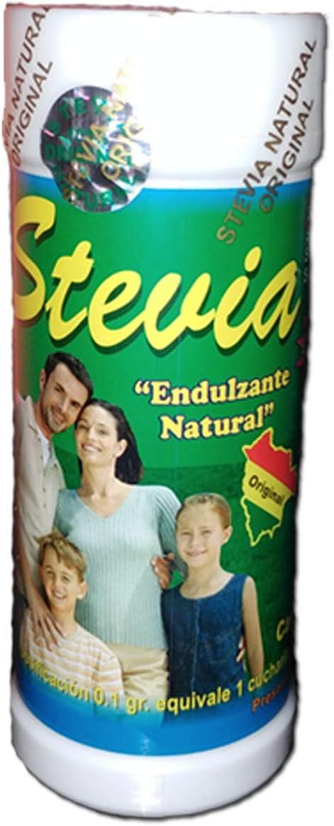 Original Natural Stevia, 80gr 2.8oz pure and authentic .