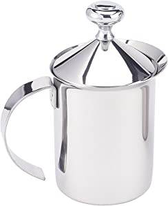 HIC-Milk-Creamer-Frother-Cappuccino-Coffee-Foam-Pitcher-with-Handle-and-Lid