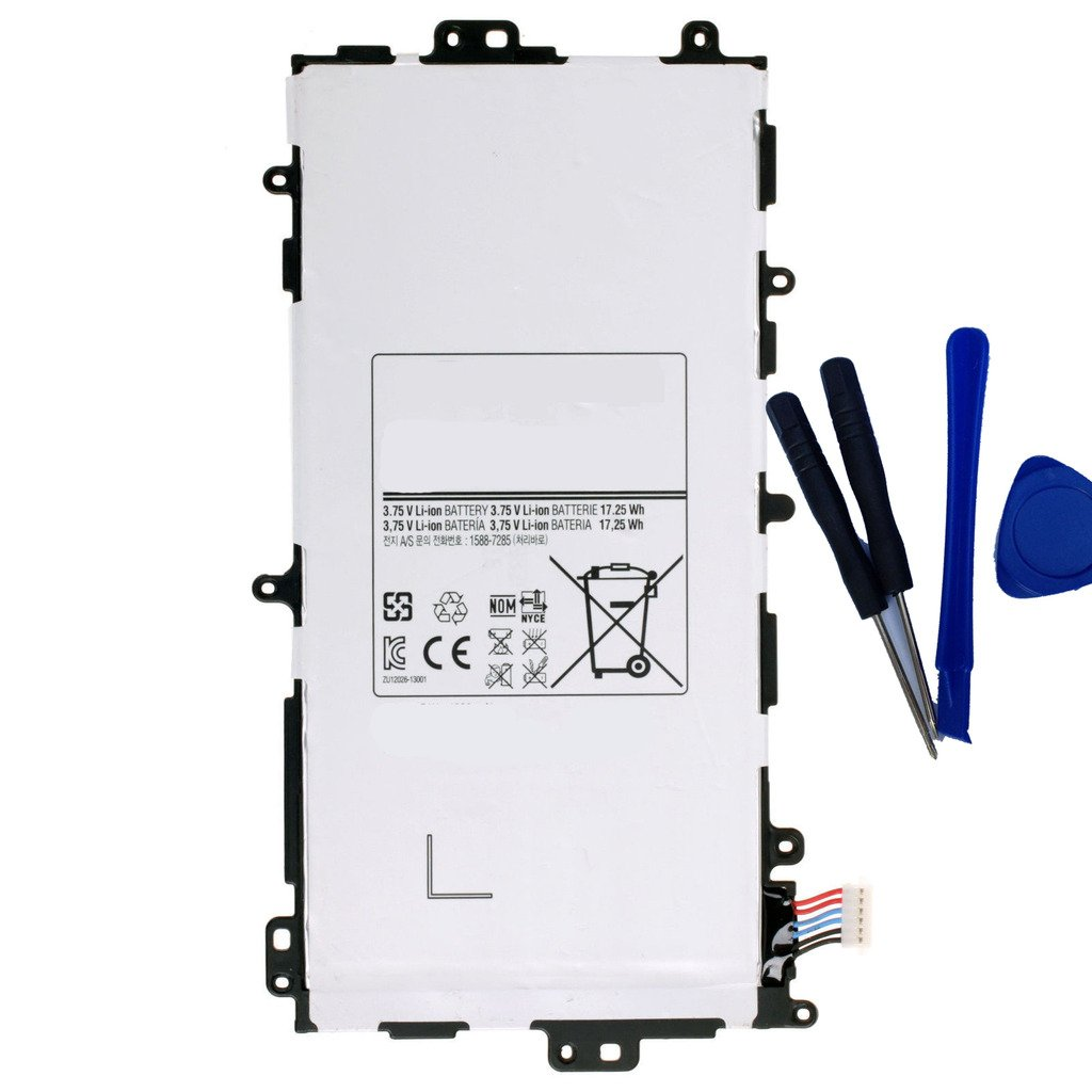L SP3770E1H New REPLACEMENT AT/&T SAMSUNG GALAXY NOTE 8.0 SGH-I467 BATTERY