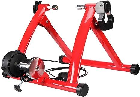 YTBLF Bicicleta Entrenamiento Bicicletas de Interior, Soporte ...