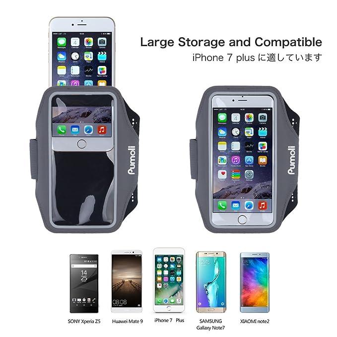 Brazalete protector de teléfono para móviles de 5,5