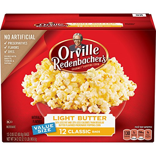Orville Redenbachers Popcorn Classic 12 Count product image