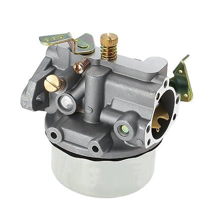 KKmoon Carburador para Motor Cortacesped: Amazon.es: Coche y ...